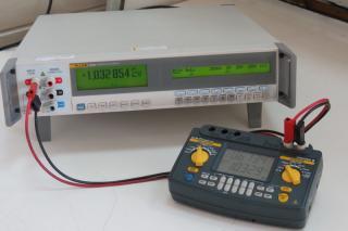 Эталонный цифровой мультиметр Fluke 8508A