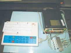 Поверка электрокардиографов