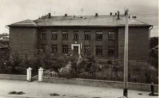 Здание ЦСМ 1959-1960г.
